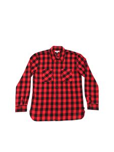 Woolrich - Buffalo shirt in black and red