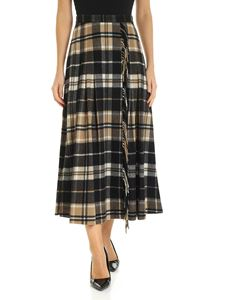 Max Mara Studio - Diletta skirt in black and beige