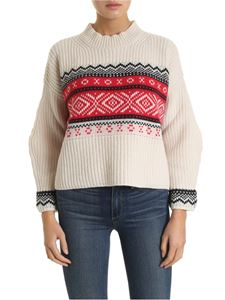 Max Mara Weekend - Lemma pullover in ivory color