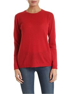Max Mara Weekend - Giga pullover in red