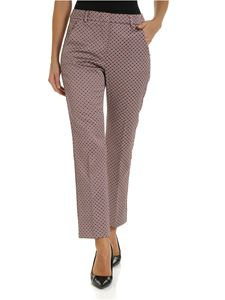 Max Mara Weekend - Capale trousers with geometric motif