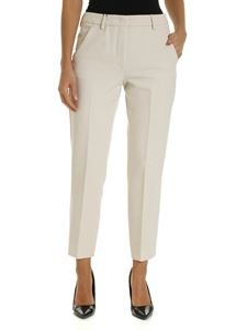 Max Mara Weekend - Bilbao trousers in ivory color