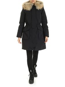 Woolrich - Military parka in black