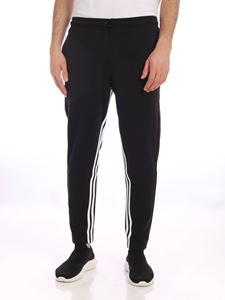 Adidas - 3 Stripes pants in black