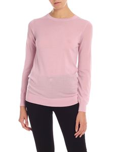 Michael Kors - Logo pullover in lilac