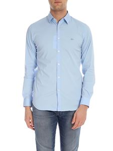 Lacoste - Slim fit shirt in light blue
