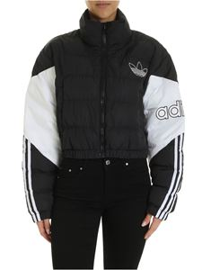 Adidas - Adidas Originals Cropped Puffer down jacket