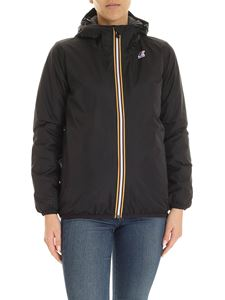 K-way - Le Vrai Jacket 3.0 Claudette in black
