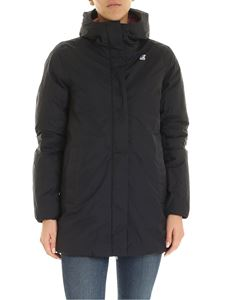 K-way - Sophie Thermo Plusdown jacket in black