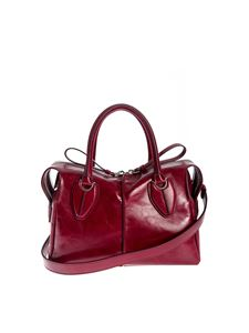 Tod's - D-Styling Small bag in red