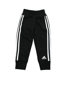 Adidas - Pantalone Must Haves 3-Stripes nero