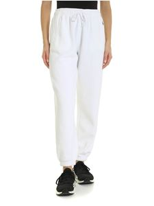 POLO Ralph Lauren - Sweatpants in white whit logo