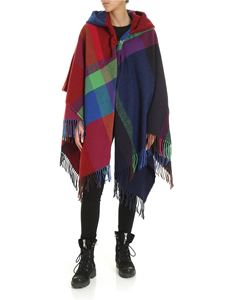 Vivienne Westwood  - Hoodie Cape in multicolor
