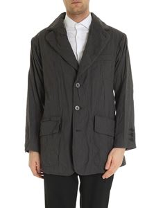 Vivienne Westwood  - Wittgenstein lined jacket in grey