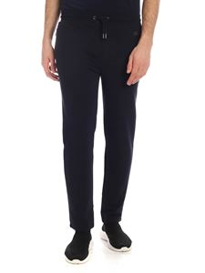 Karl Lagerfeld - Capsule Karl sweatpants in blue