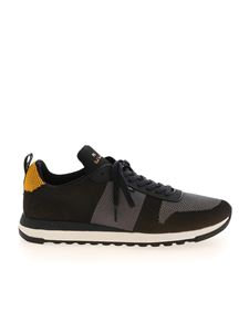 PS by Paul Smith - Rappid sneakers in black and grey
