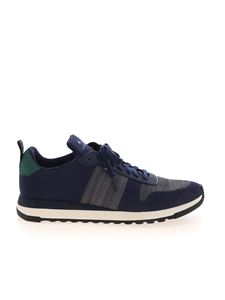 PS by Paul Smith - Sneakers Rappid blu e grigie