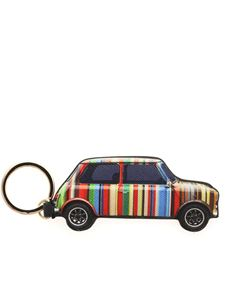 Paul Smith - Mini Stripe keychain in multicolor