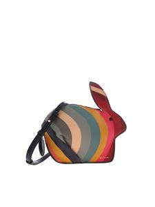 Paul Smith - Rabbit Swirl clutch bag in multicolor