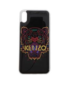 Kenzo - I-Phone XS Tiger cover in black