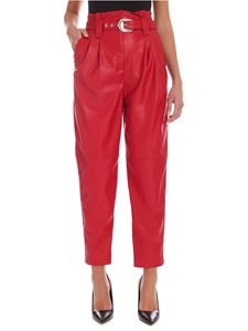 Pinko - Madera trousers in red