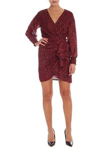 Pinko - Cachaca 1 dress in red and black