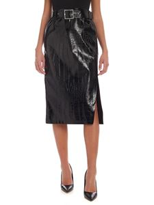 Pinko - Oronero skirt in black