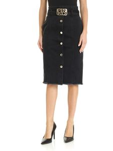 Pinko - Negroni skirt in black