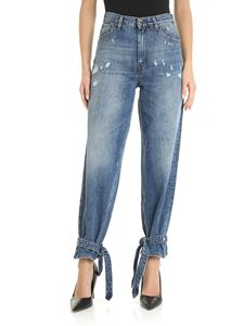 Pinko - Maddie jeans 5 in blue