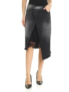 Pinko - Claire skirt in black