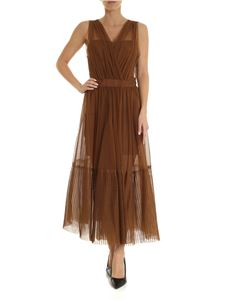 Pinko - Ottimare 1 dress in caramel color