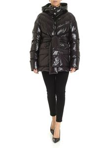 Pinko - For down jacket in black