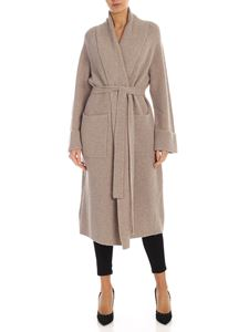 Max Mara Weekend - Cardigan Anabela color tortora