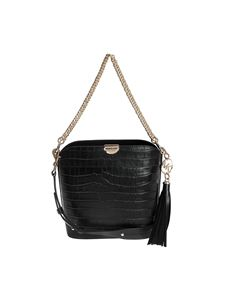 Michael Kors - Bea bucket shoulder in black