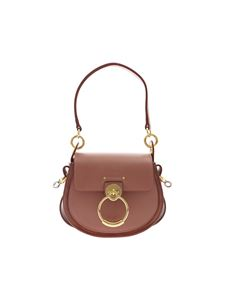 Chloé - Tess mini bag in Rusty Pink color