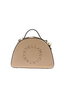 Stella McCartney - Stella Logo shoulder bag in pink