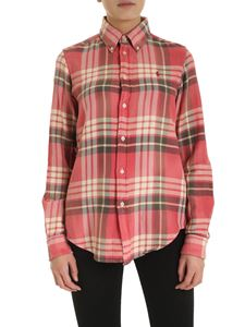 POLO Ralph Lauren - Check shirt in shades of pink and beige