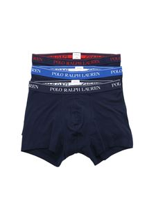 POLO Ralph Lauren - 3 shorts set in blue