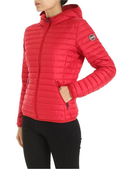 Colmar - Floid down jacket in red