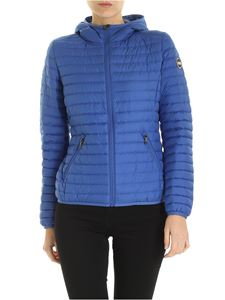 Colmar - Floid down jacket in turquoise color