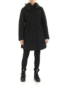 Woolrich - Parka Long Military nero