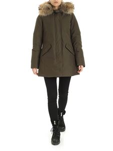 Woolrich - Arctic parka in military green