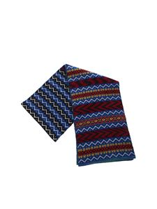 Missoni - Multicolor fairsle knit scarf