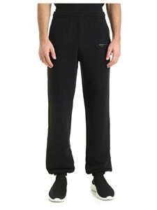 Off-White - Unfinished Slim Sweatpants neri