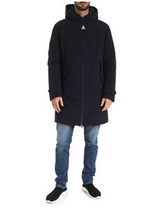 Moncler - Amiral down jacket in dark blue