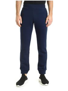 Adidas Originals - Trefoil pants in blue