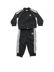Adidas - SST tracksuit in black