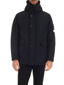 Stone Island - Micro Reps jacket in blue