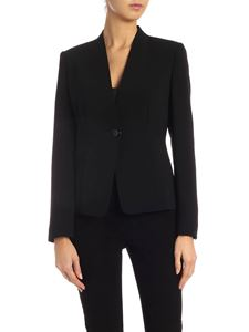Max Mara Studio - Massimo jacket in black