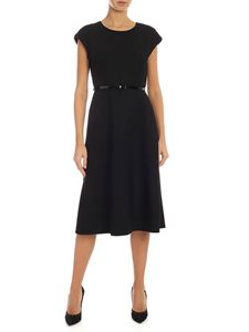 Max Mara Studio - Rosanna long dress in black